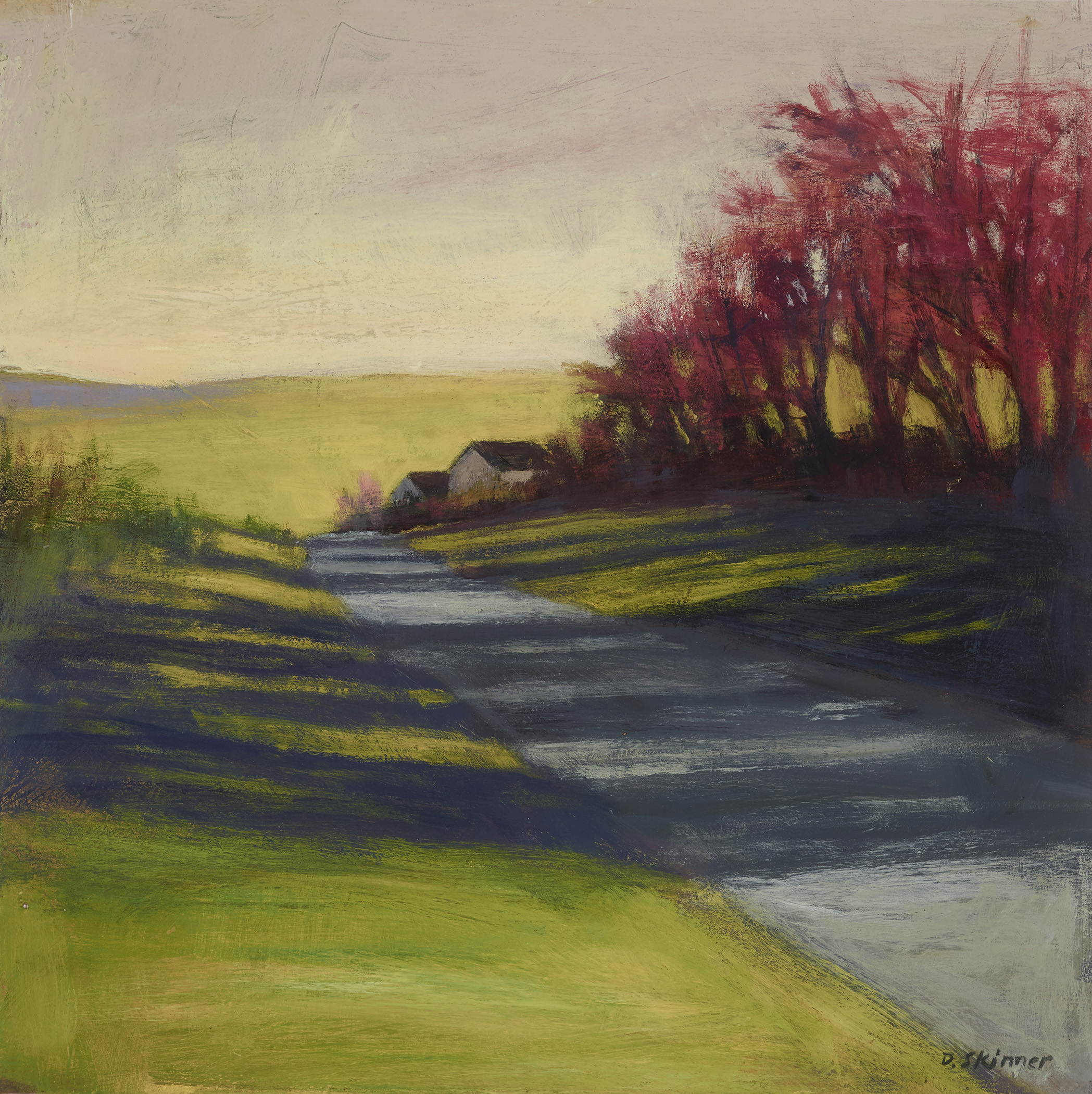 Road to Kinvara (sold)