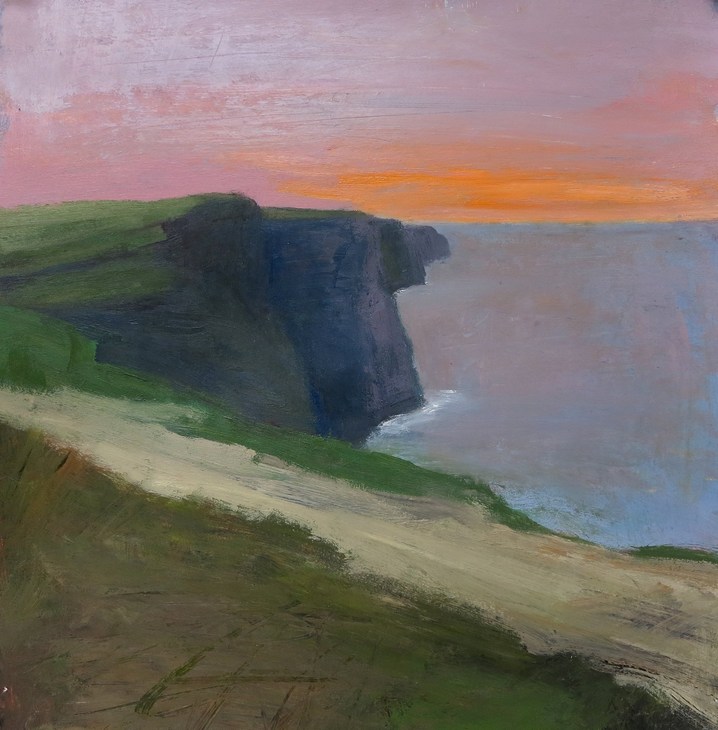 Cliffs of Moher (sold)