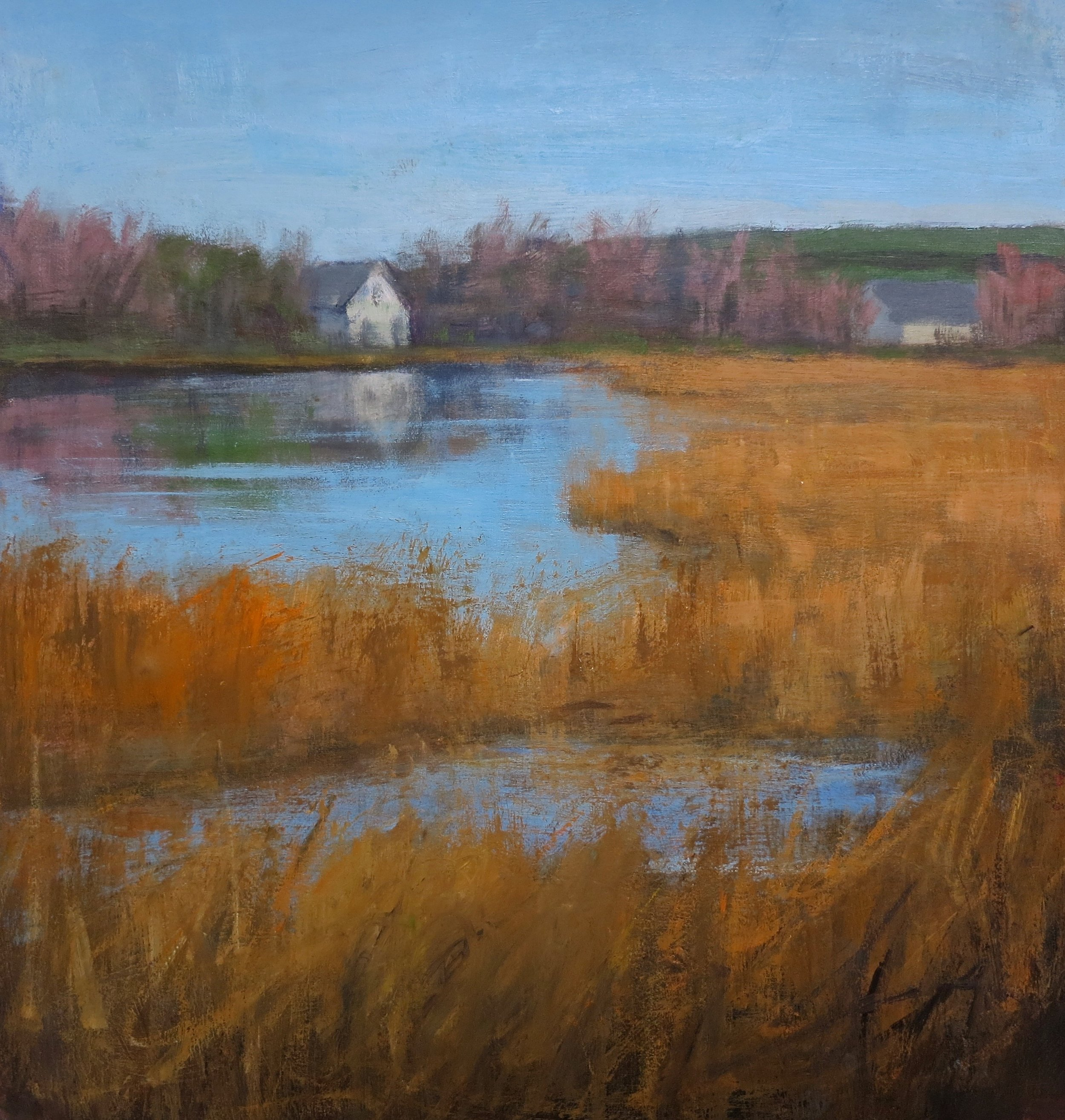 Cottage Reflection (sold)