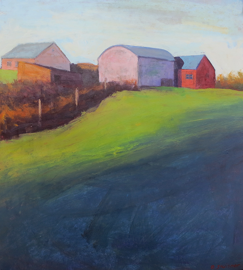 Sunlit Buildings (sold)