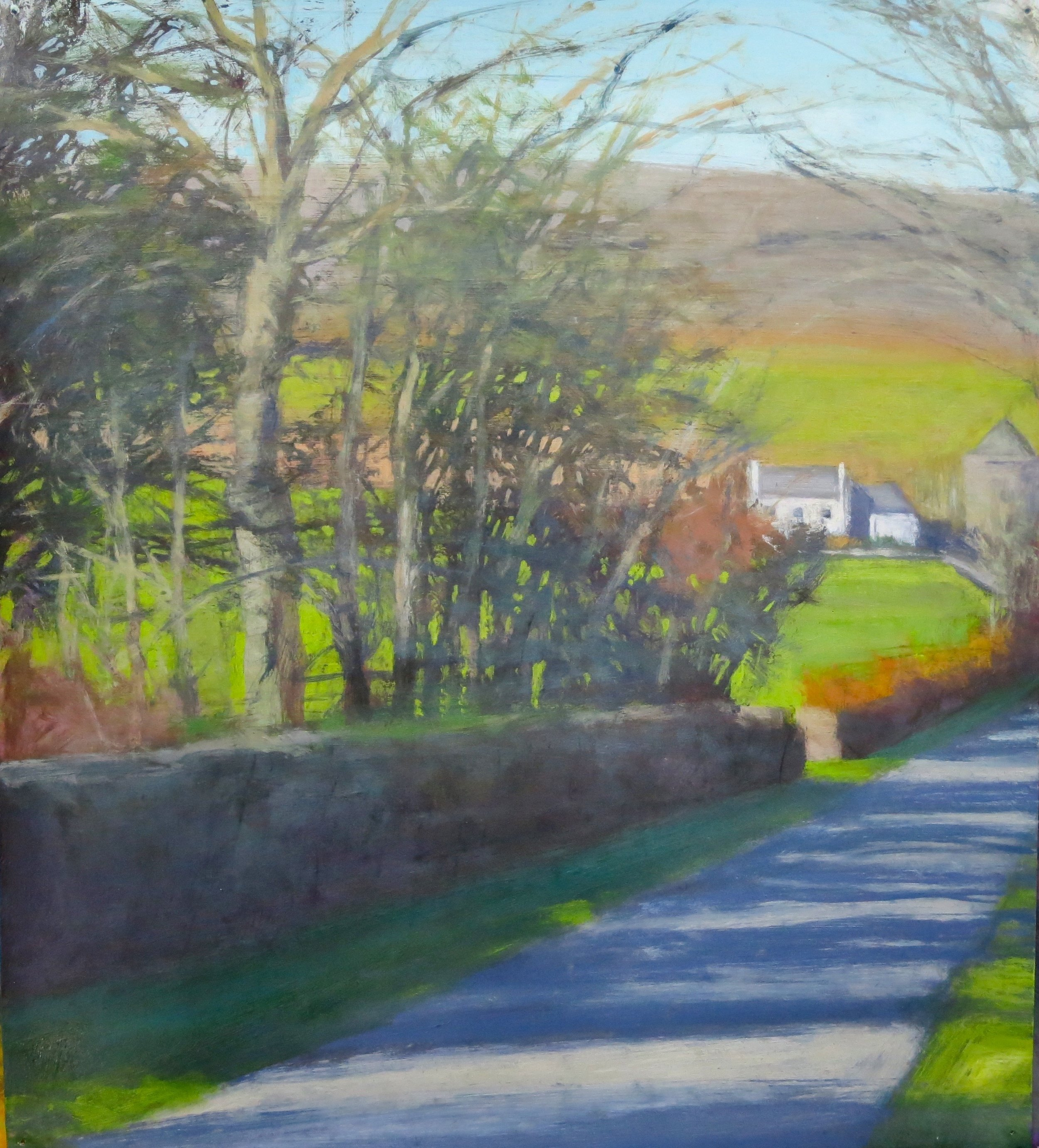 Road to the Castle (sold)