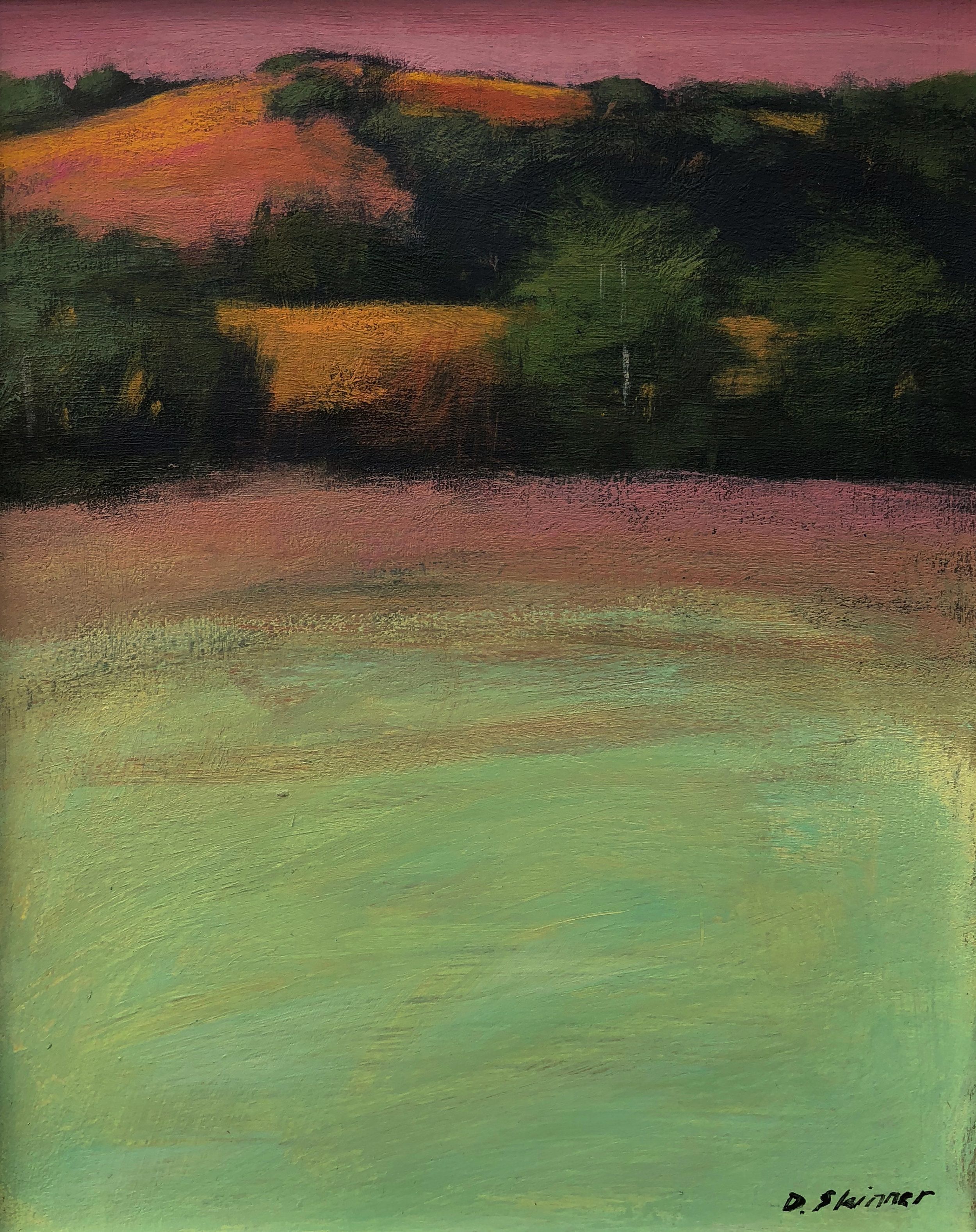 Meadow Sunset (sold)