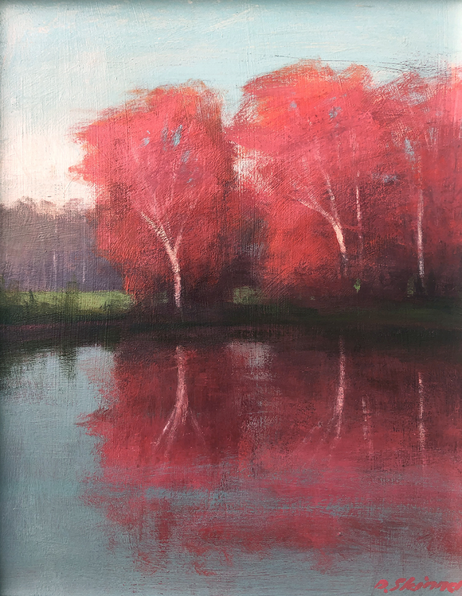 Red Reflection (sold)