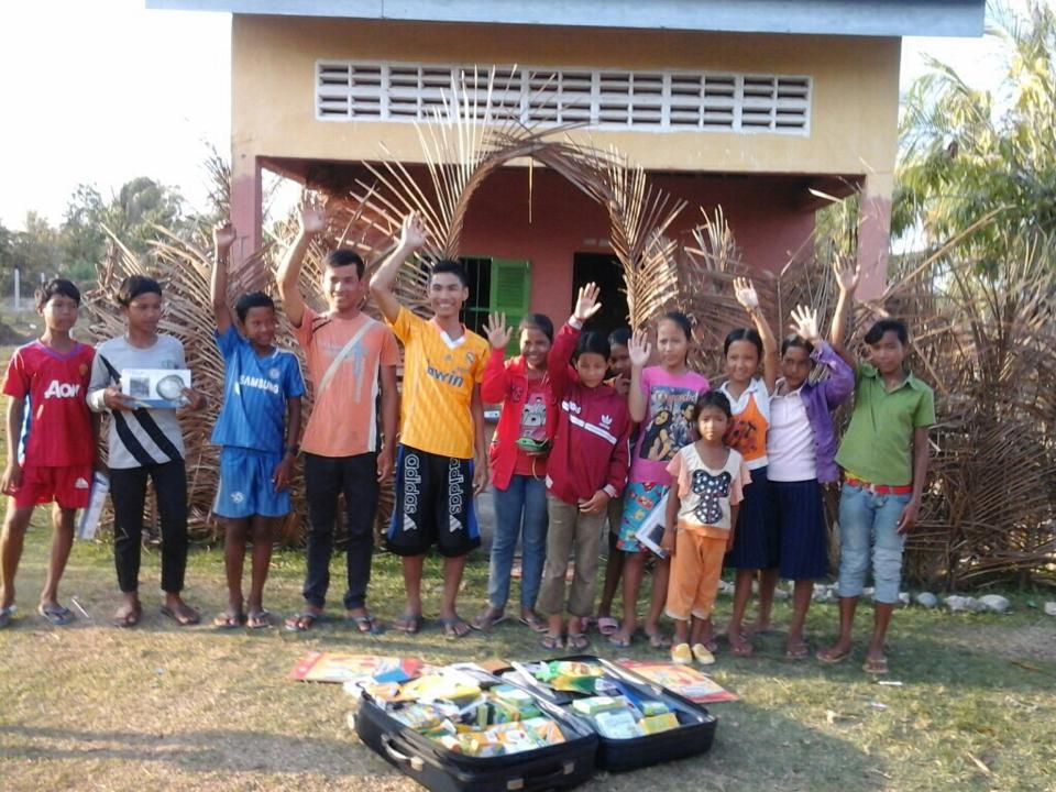 School Supplies For Students In Kep