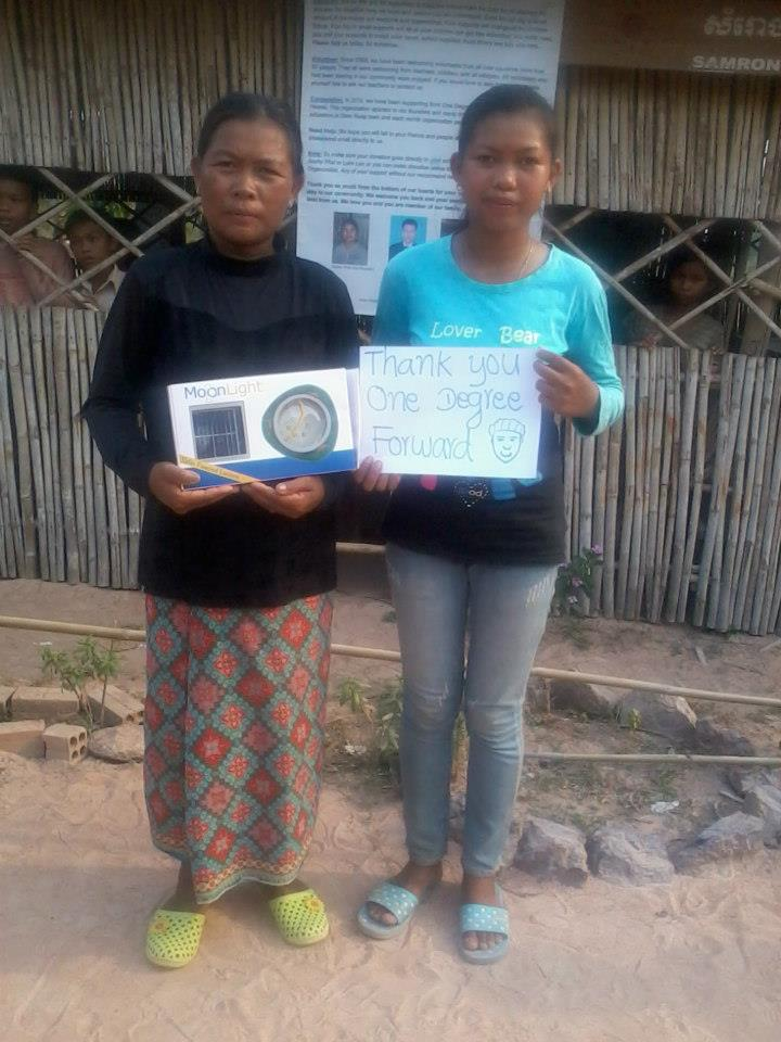 New Solar Lights For Rural Homes Without Any Electricity