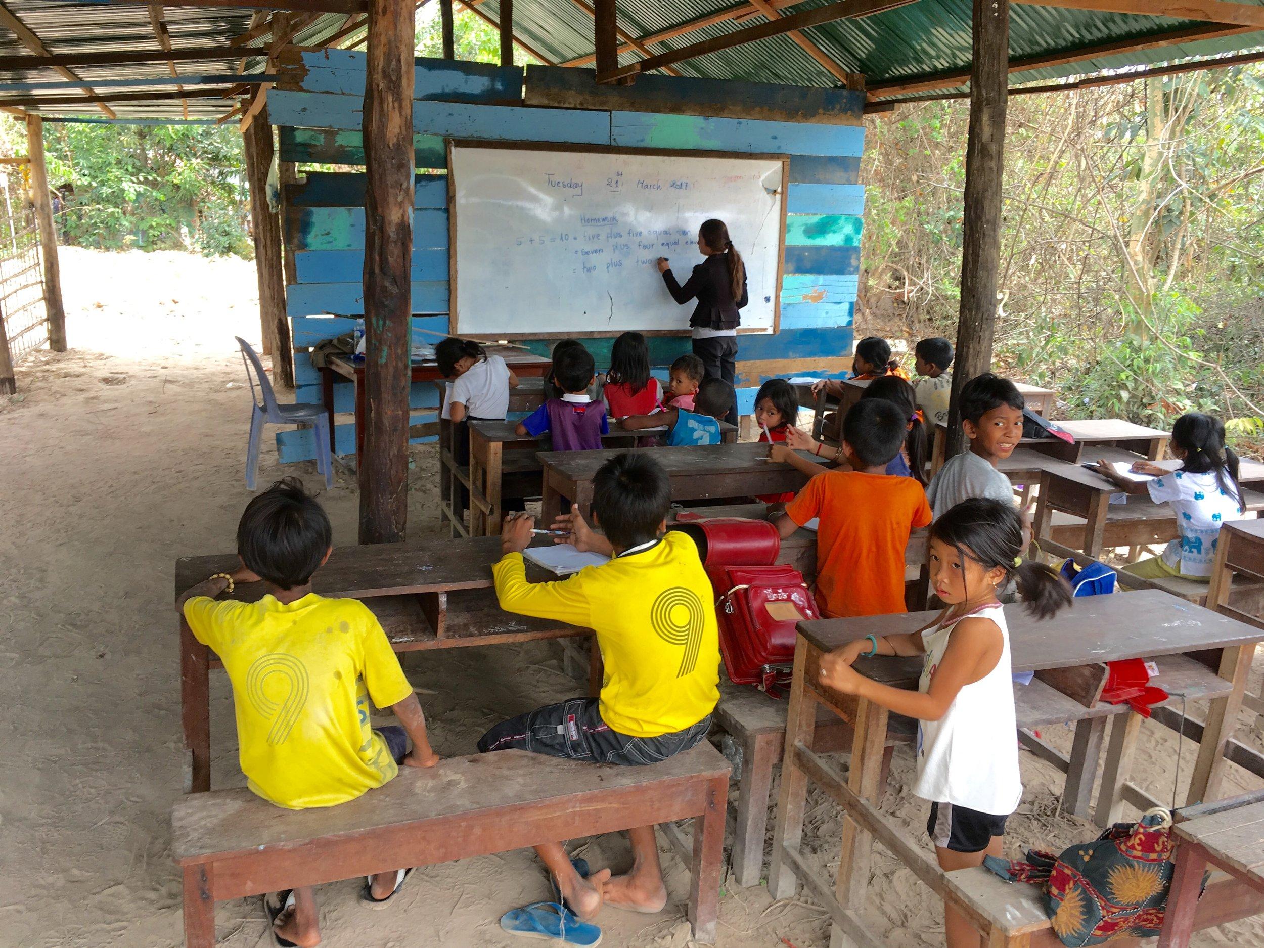New Bridge School, Siem Reap