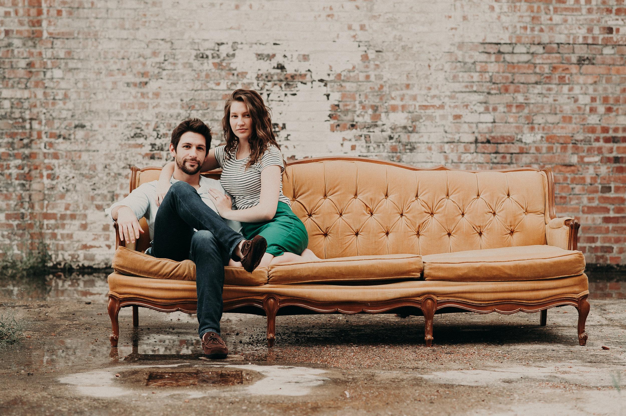 Kayla + Dan - ENGAGED