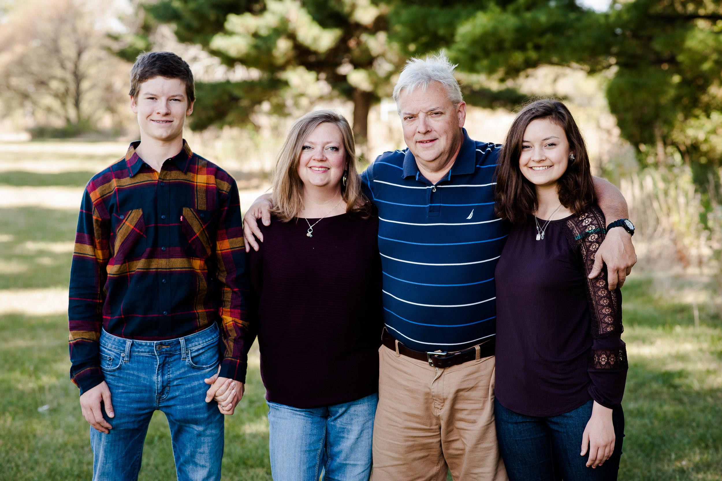 SAFFORD - FAMILY