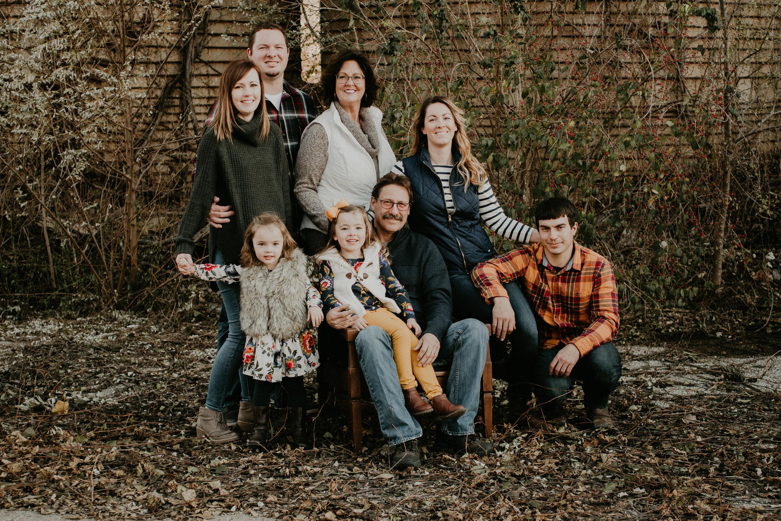 FISCHER - EXTENDED FAMILY