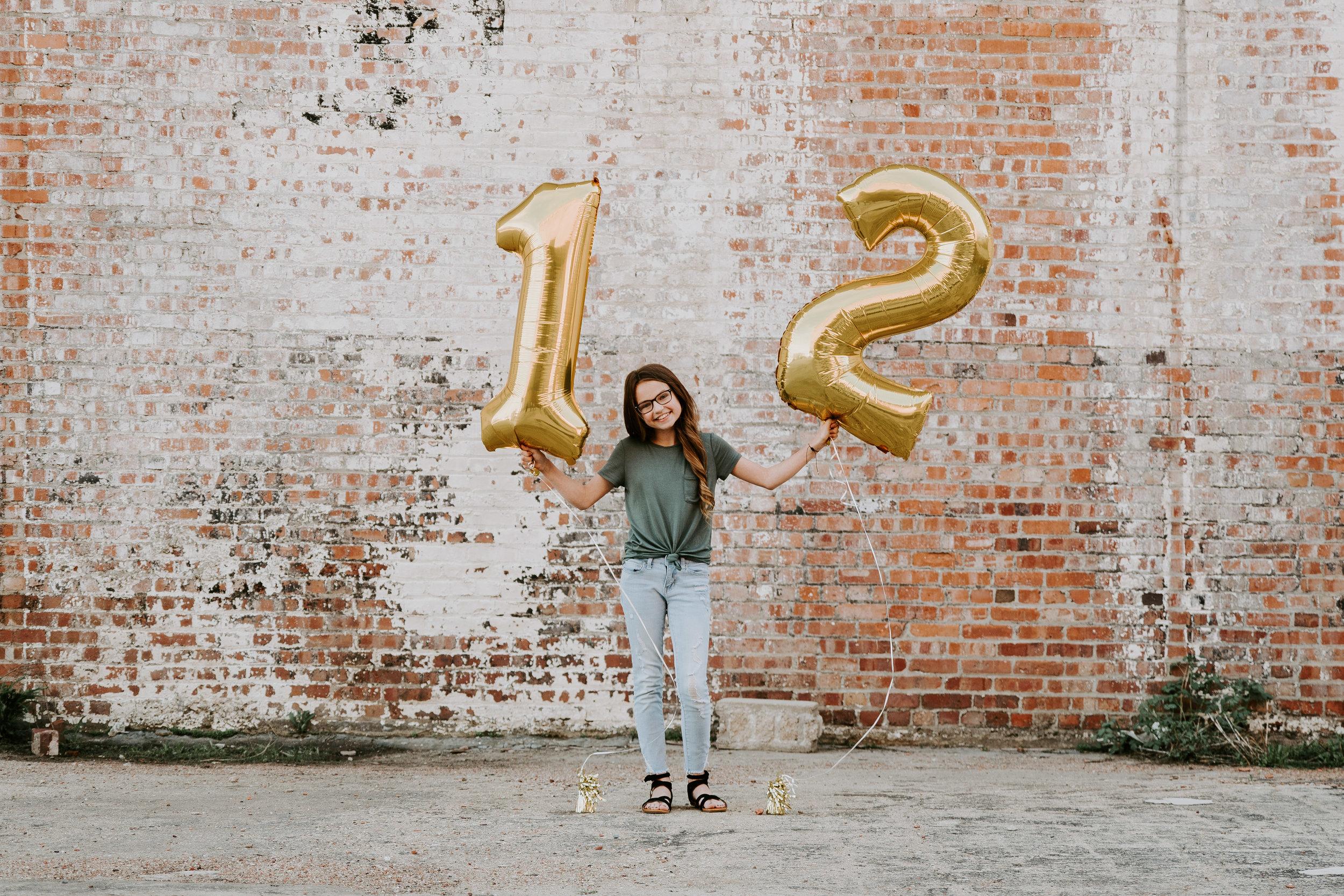 JADA - 12TH BIRTHDAY