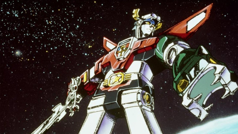 Working together is what makes a mighty river, or a mighty Voltron. -