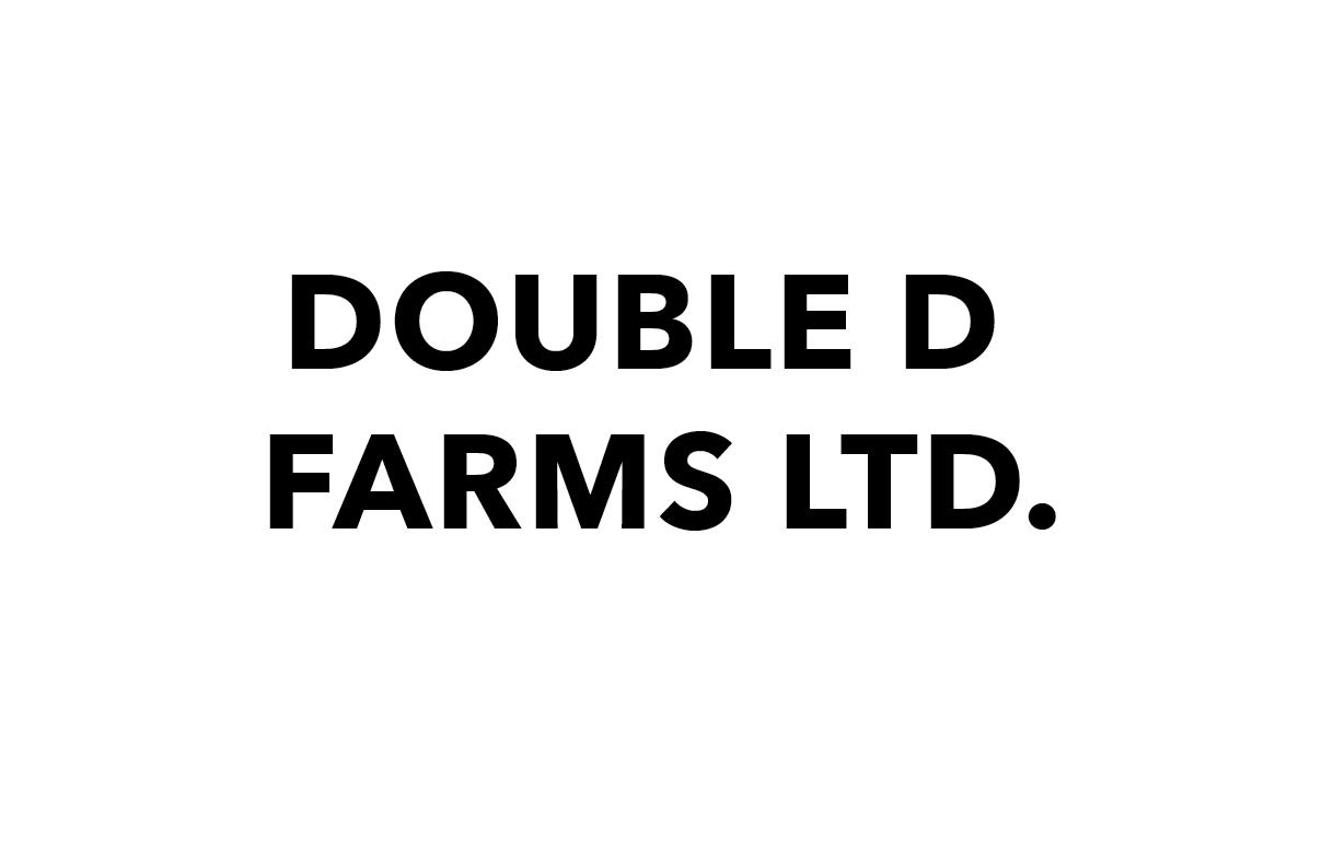 Double D Farms Ltd.