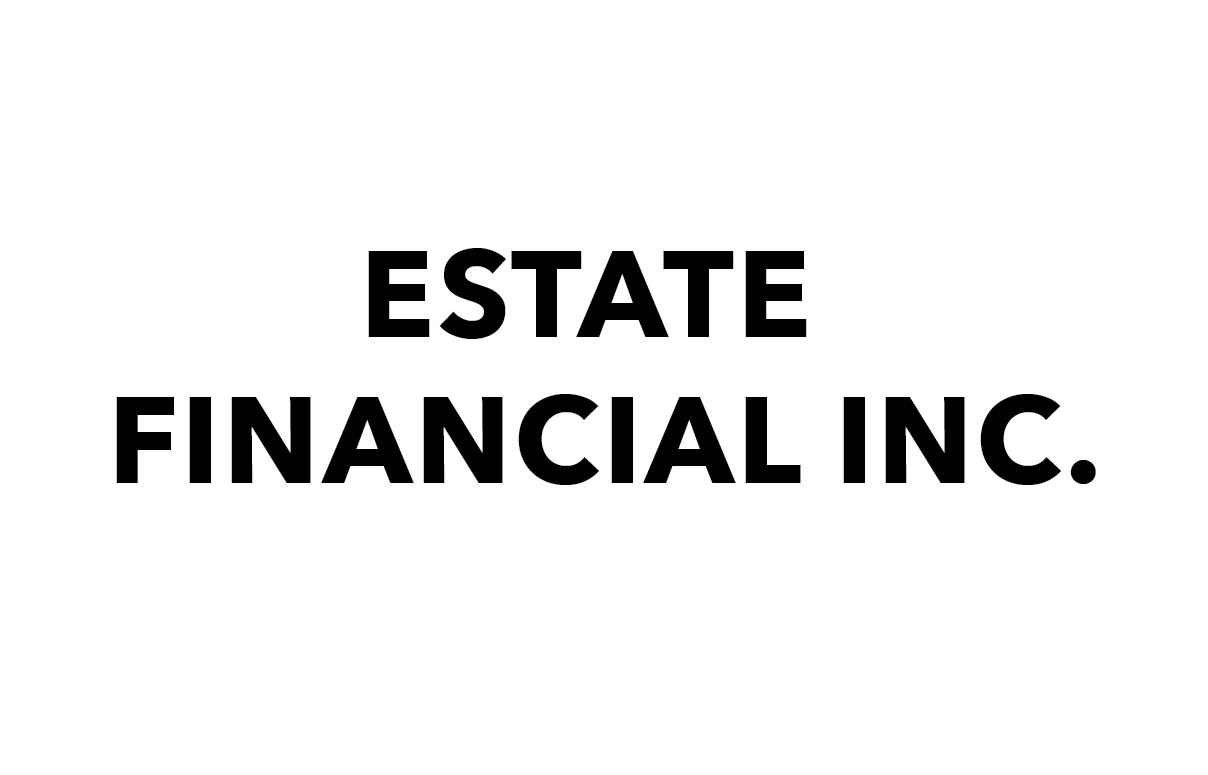 Estate Financial