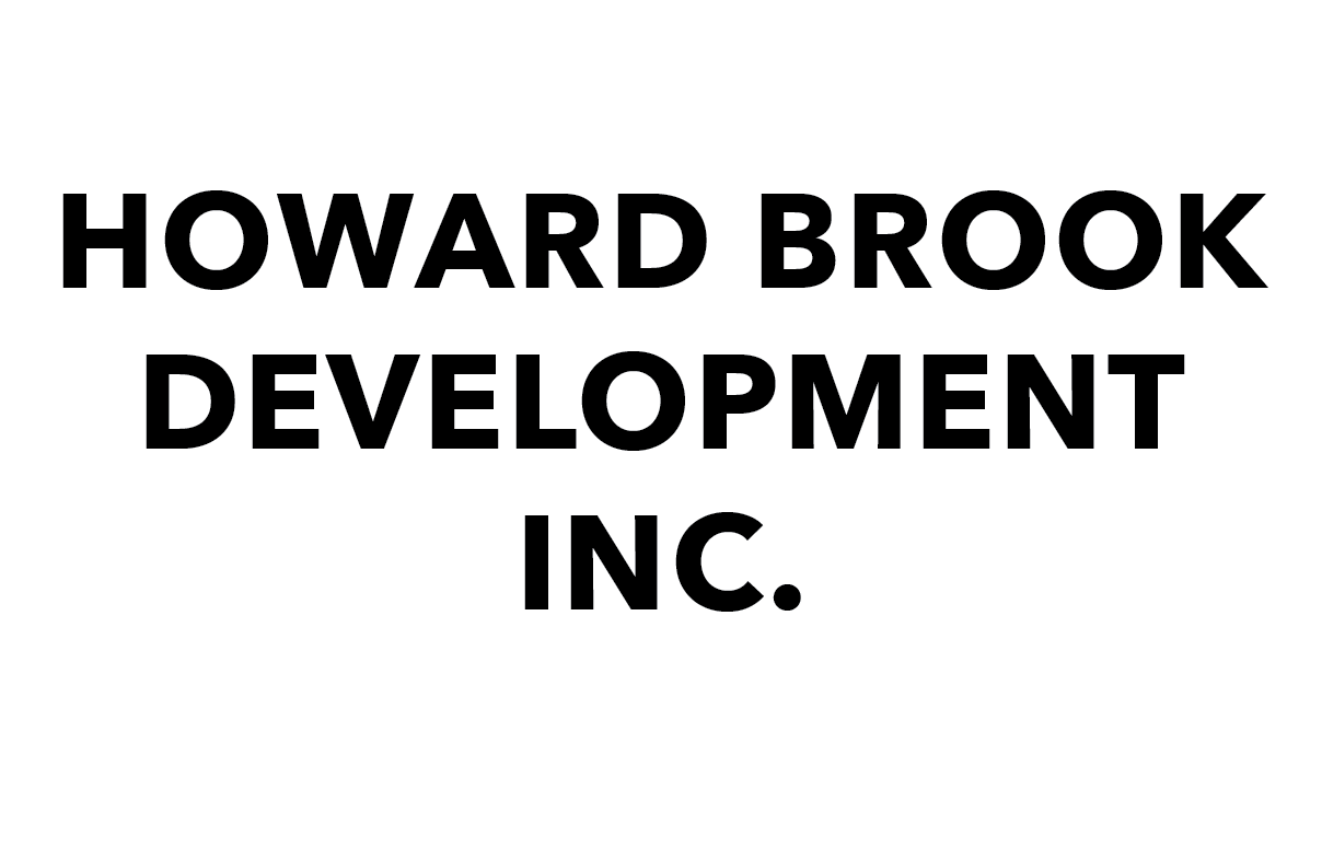 Howard Brook Development Inc.