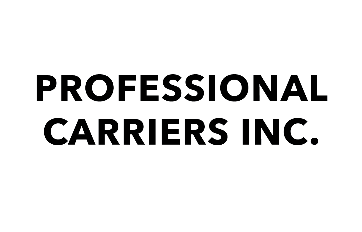 Professional Carriers Inc.