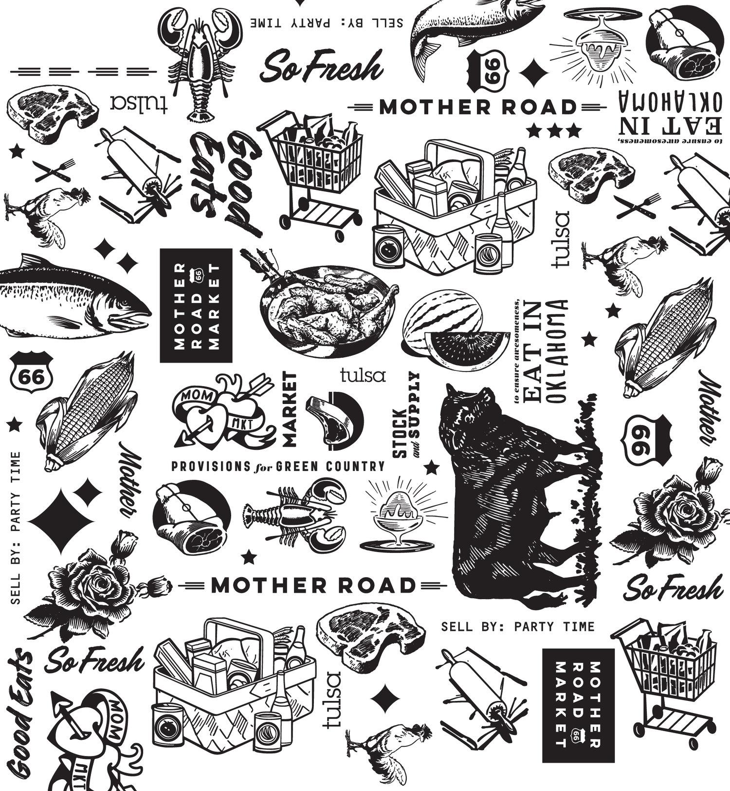 OUR MERCHANTS — Mother Road Market