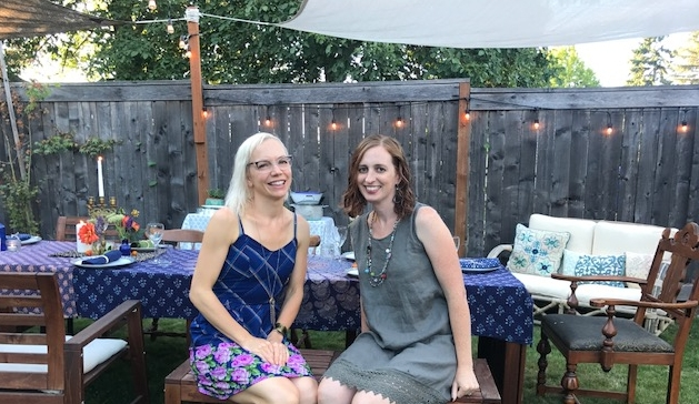 Autumn & Katy, Event Planners & Owners of Foxglove Events