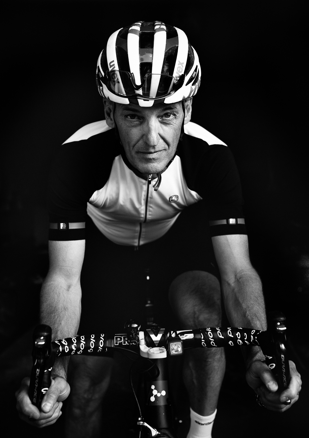 Alex Stieda Edmonton Cycling Portrait Olympic Athlete