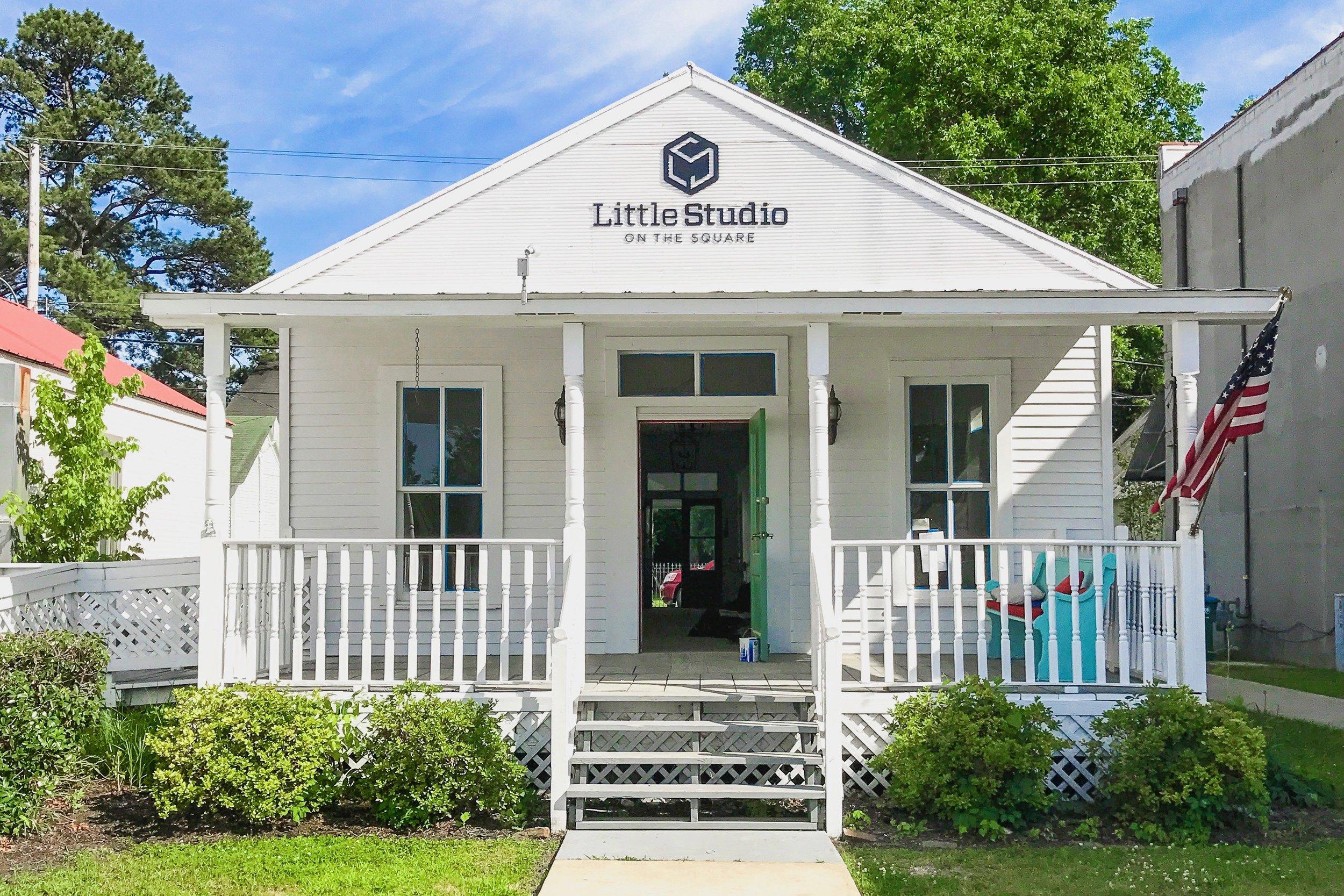 Little Studio on the Square  12024 Walker Street  Arlington, Tennessee 38002