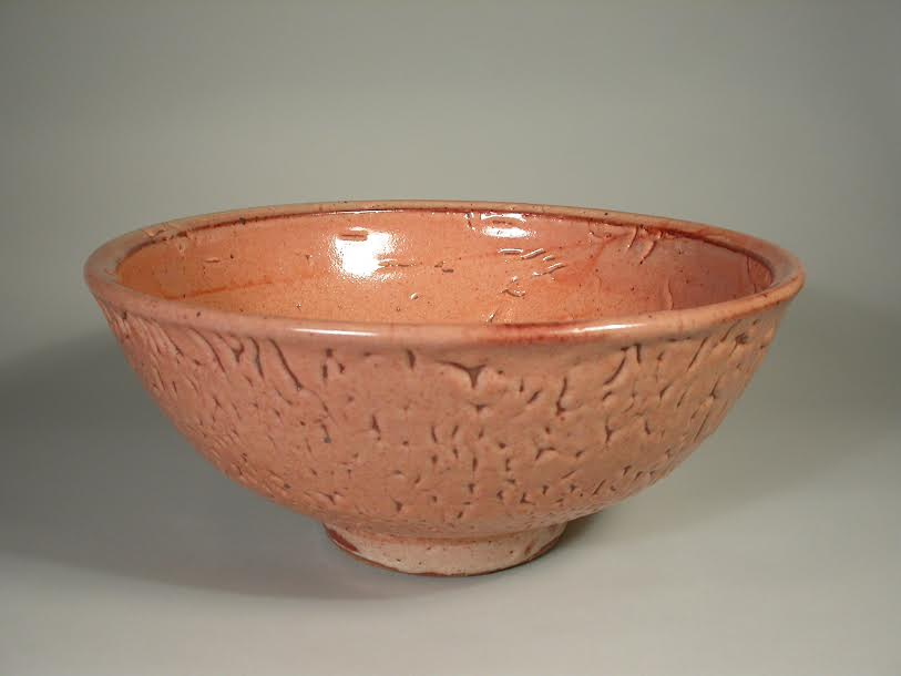Cormier Don_Bowl Stoneware Red Shino red.jpg