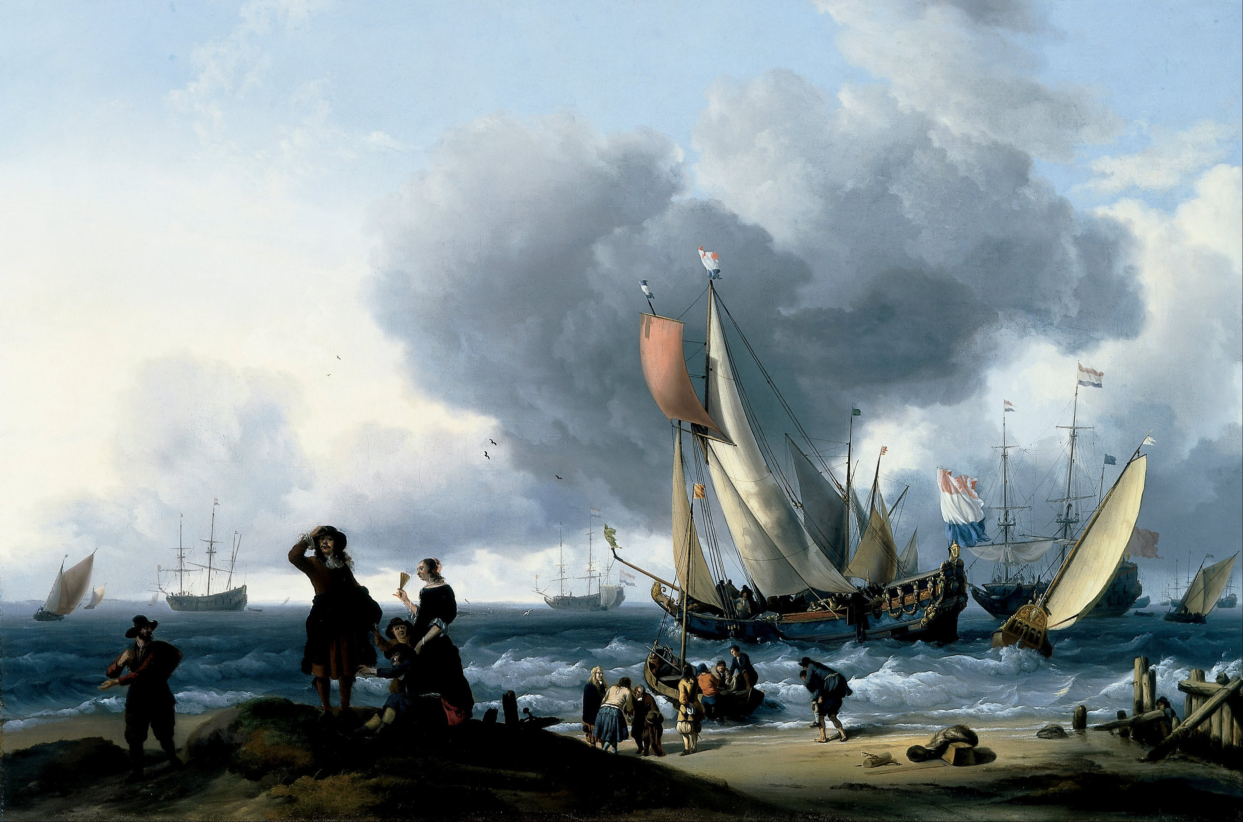 Ludolf_Backhuysen_-_Dutchman_Embarking_onto_a_Yacht_-_Google_Art_Project.jpg