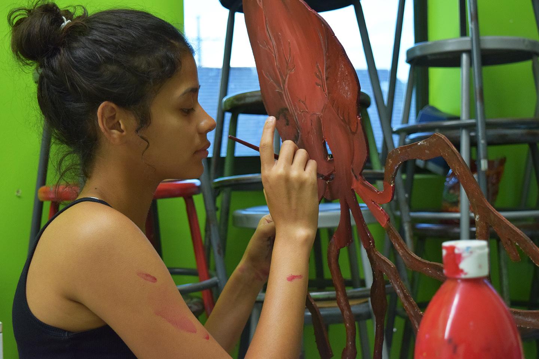 Anaya Ruiz -YAYA Guild Artist -