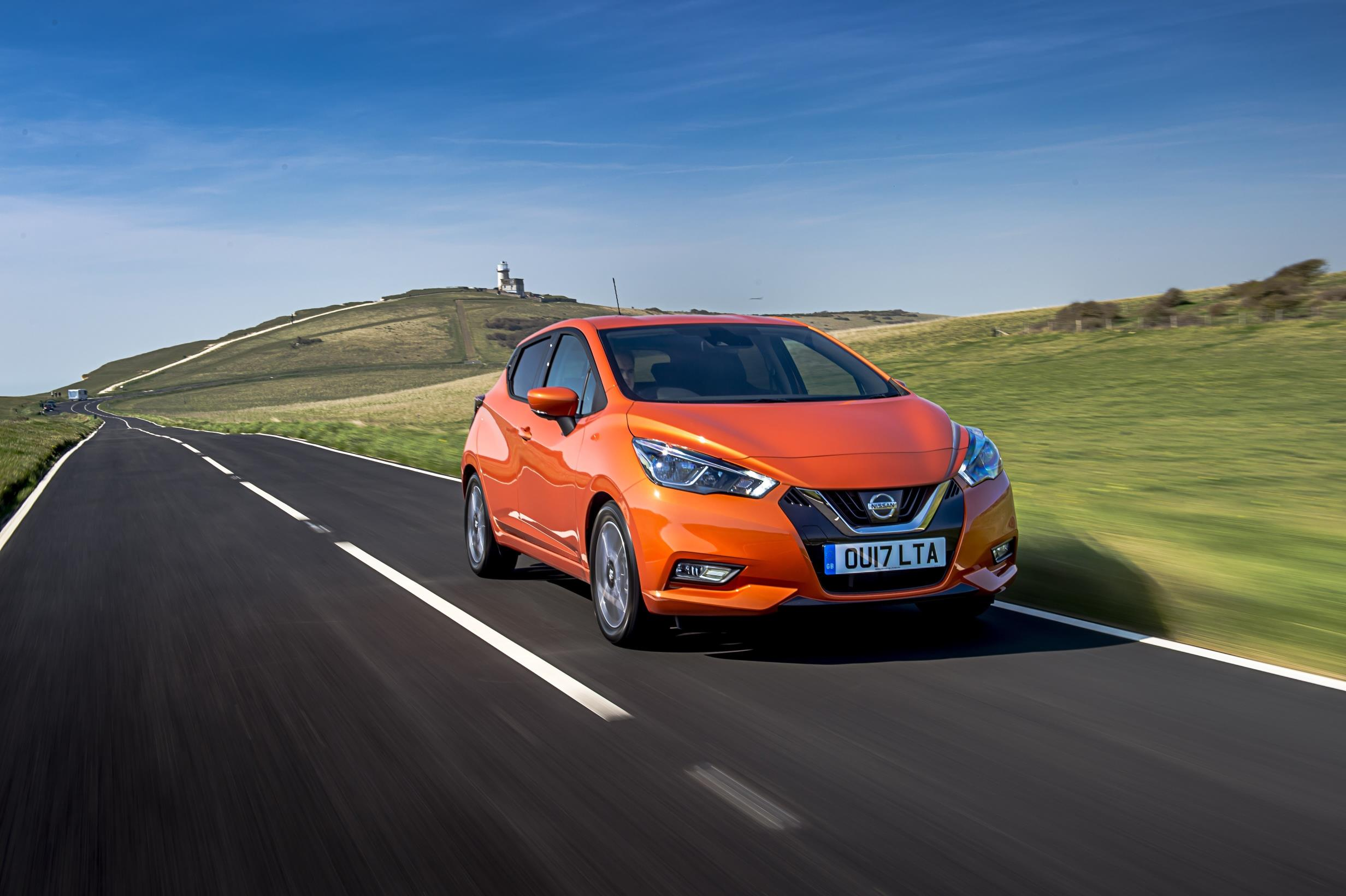 Nissan Micra   We love the Nissan Micra's striking looks, rock-bottom running costs, and reassuring safety standards. And we applaud Nissan for making autonomous emergency braking standard.