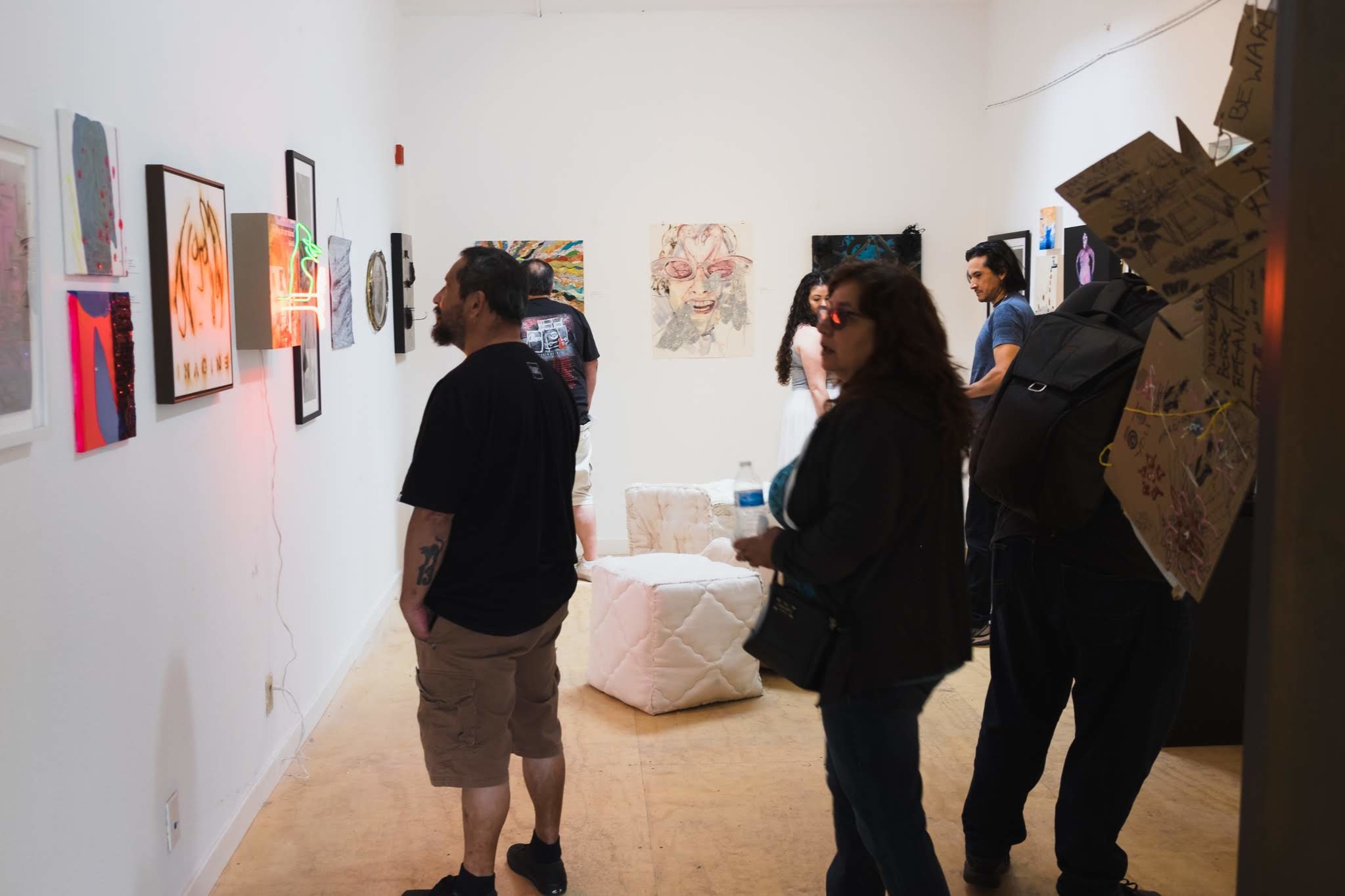 studio space II - Group Show during BRS Arts Festival 2018