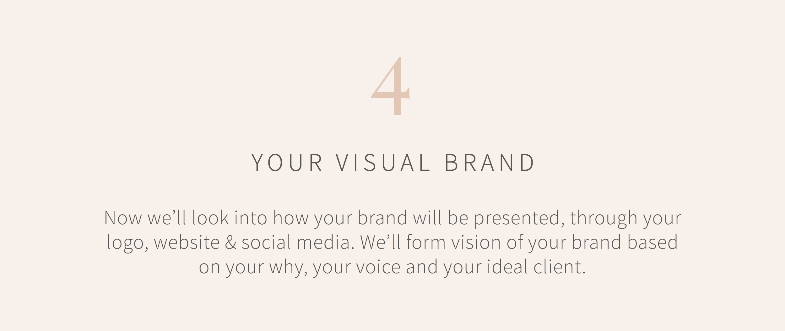 Your Visual Brand