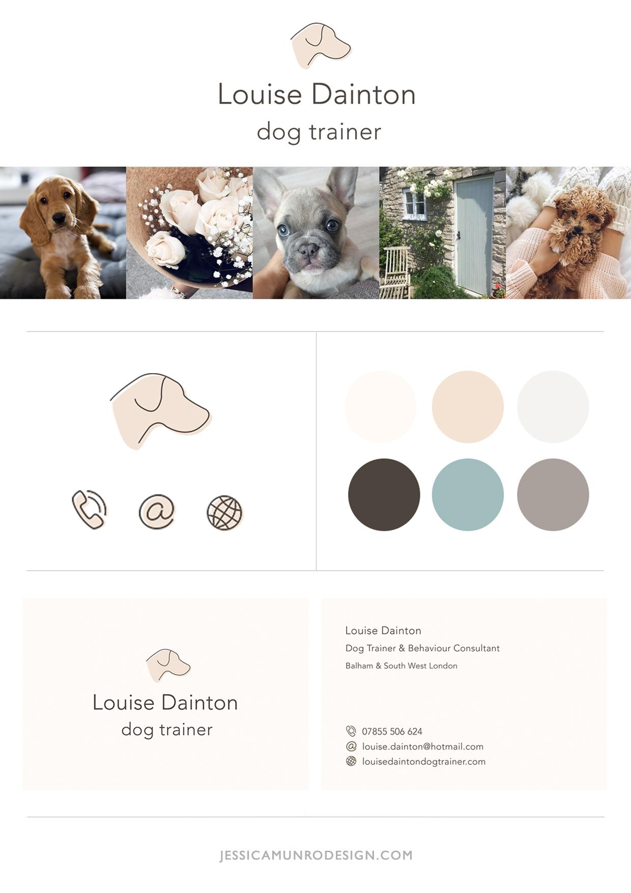 Branding & Web Design — Jessica Munro