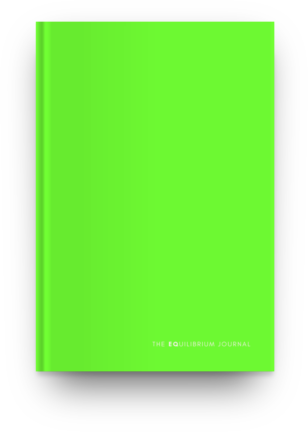 The Equilibrium Journal