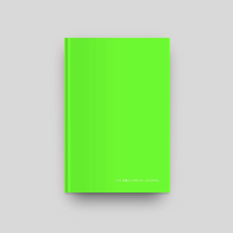 EQ Journal, Green | $28