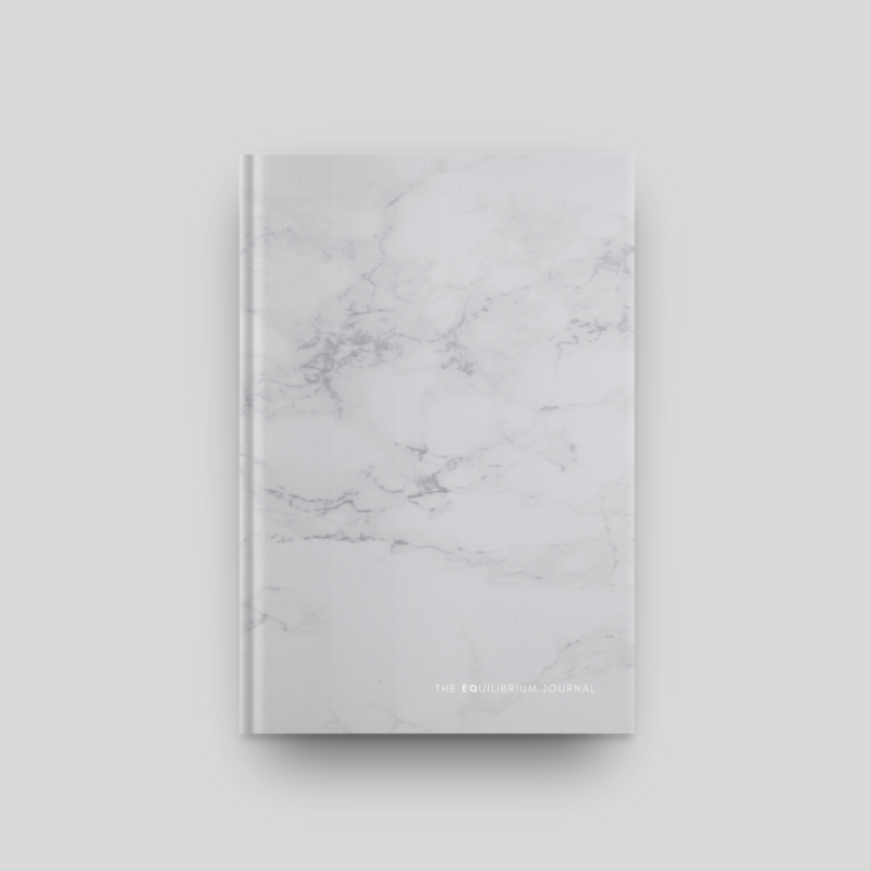 EQ Journal, Marble | $28