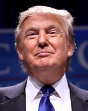 Donald Trump  -30%