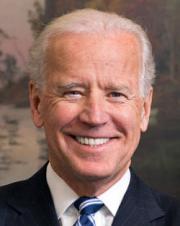 Joe Biden  +6.2%