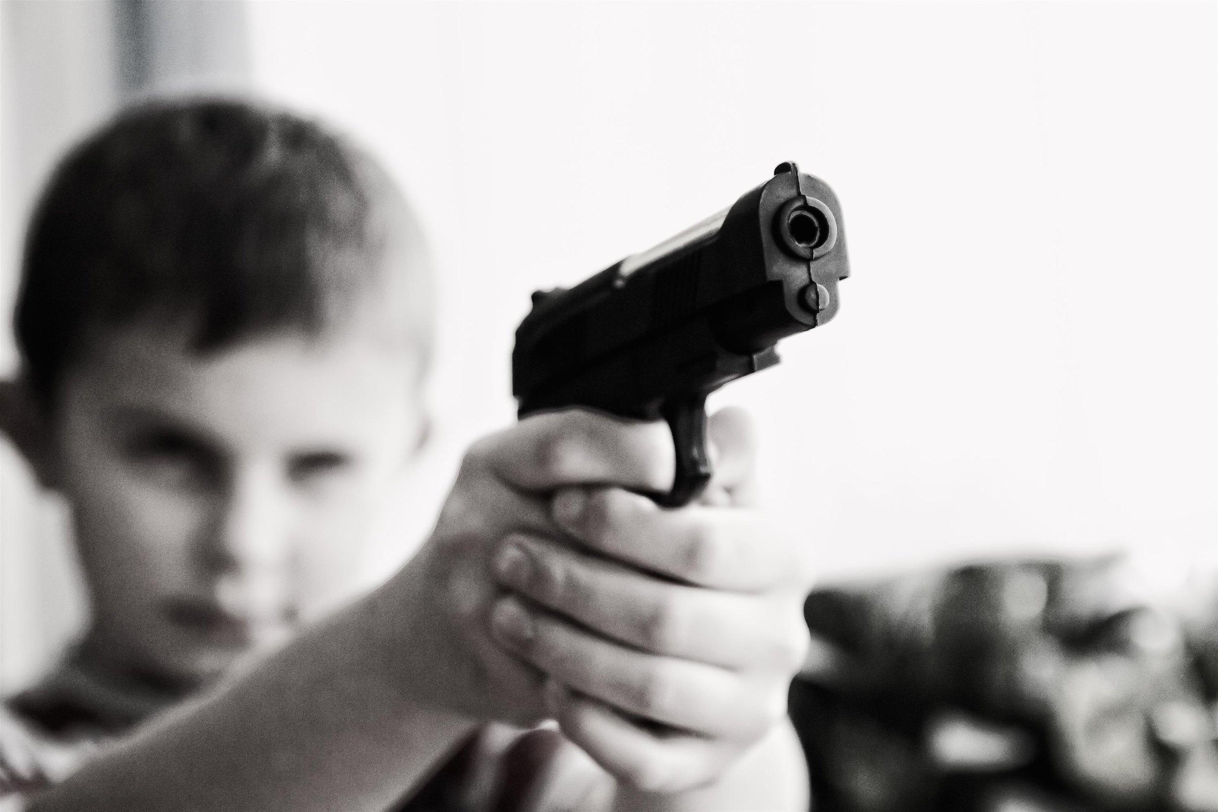 gun control -
