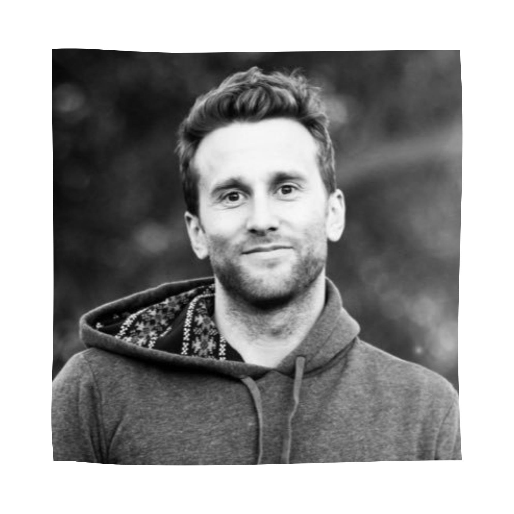 Tyler Knott - POET, AUTHOR, BUDDHIST
