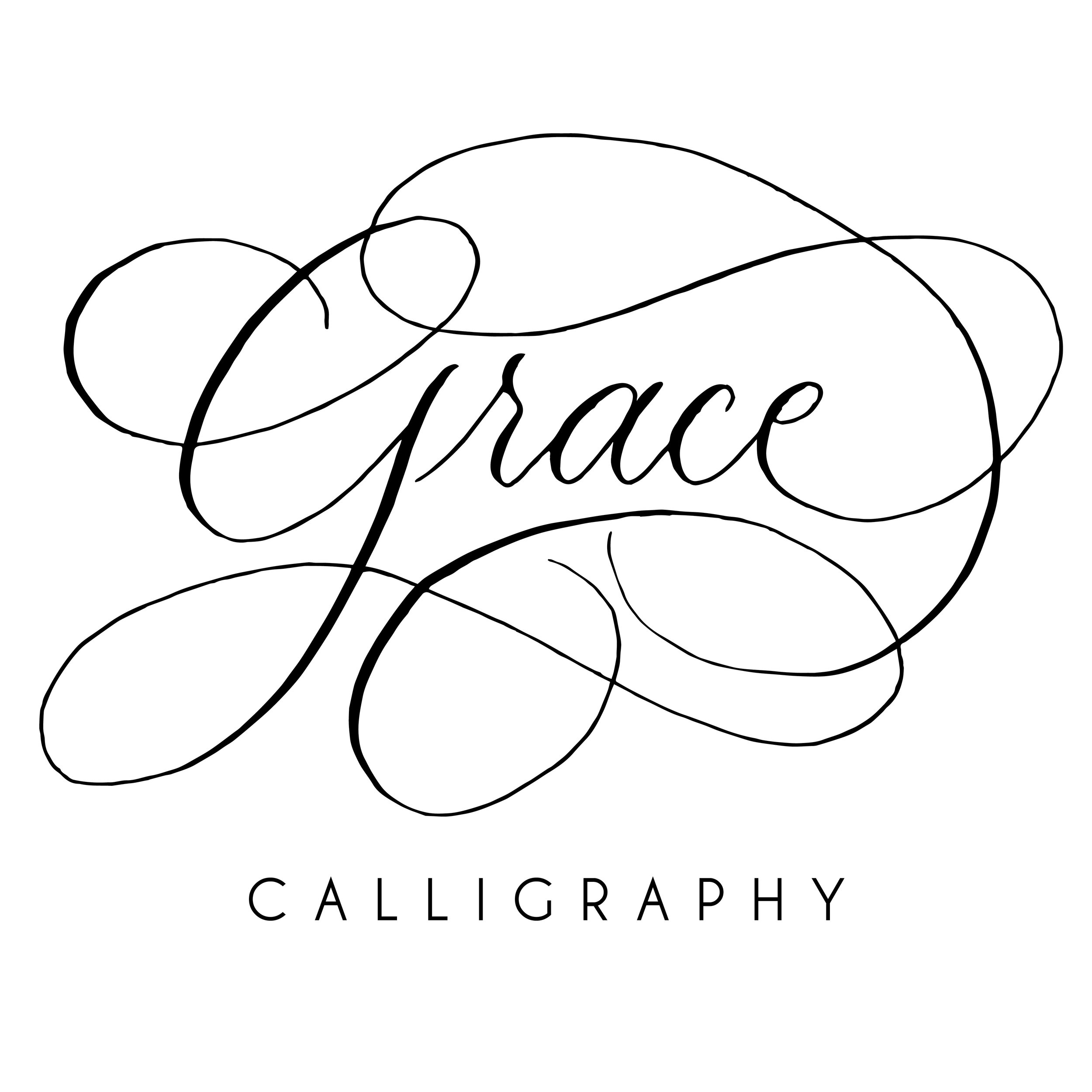 Grace Calligraphy Logo