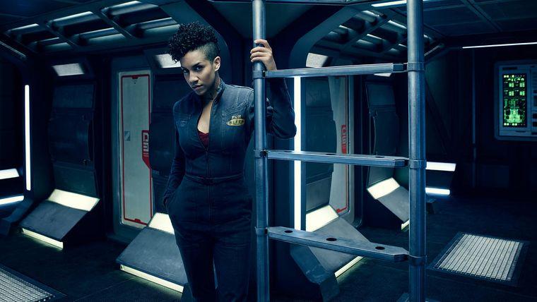 Dominique Tipper as Naomi,  courtesy of Mic.com .
