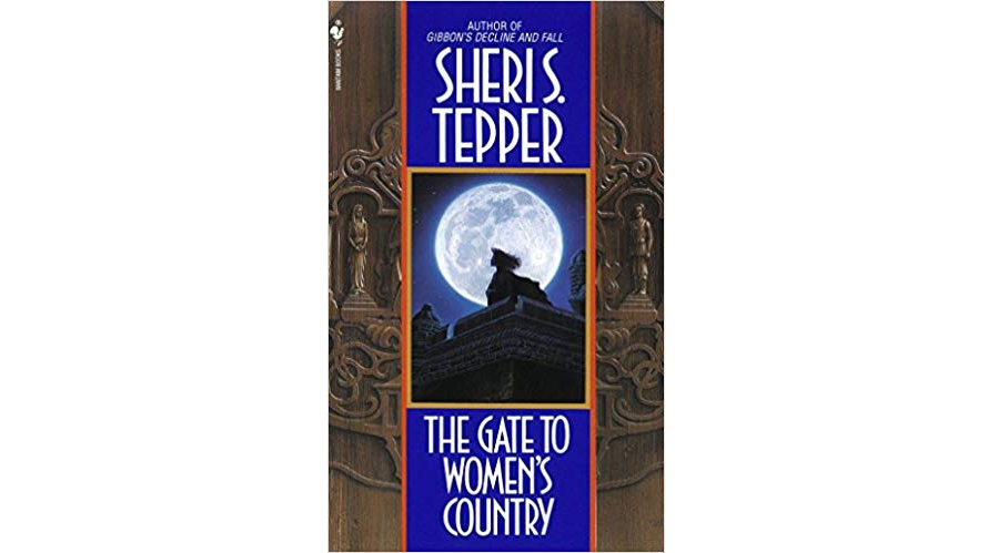 The Gate to Women's Country  by Sheri Tepper (Voyager, 1987)