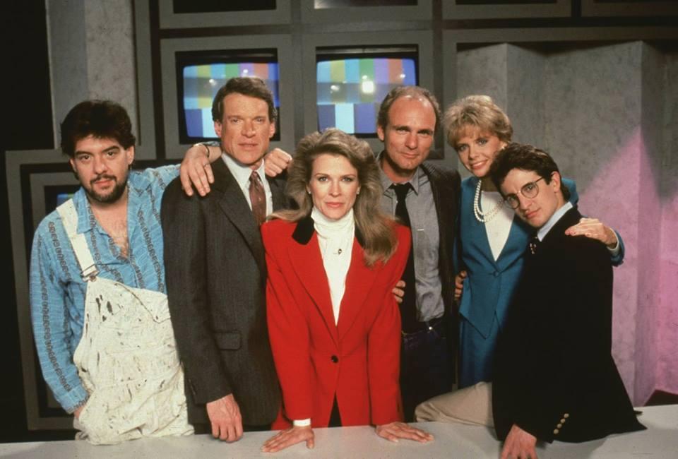Murphy Brown Season 1
