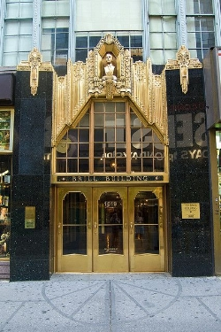 The Brill Building, NYC
