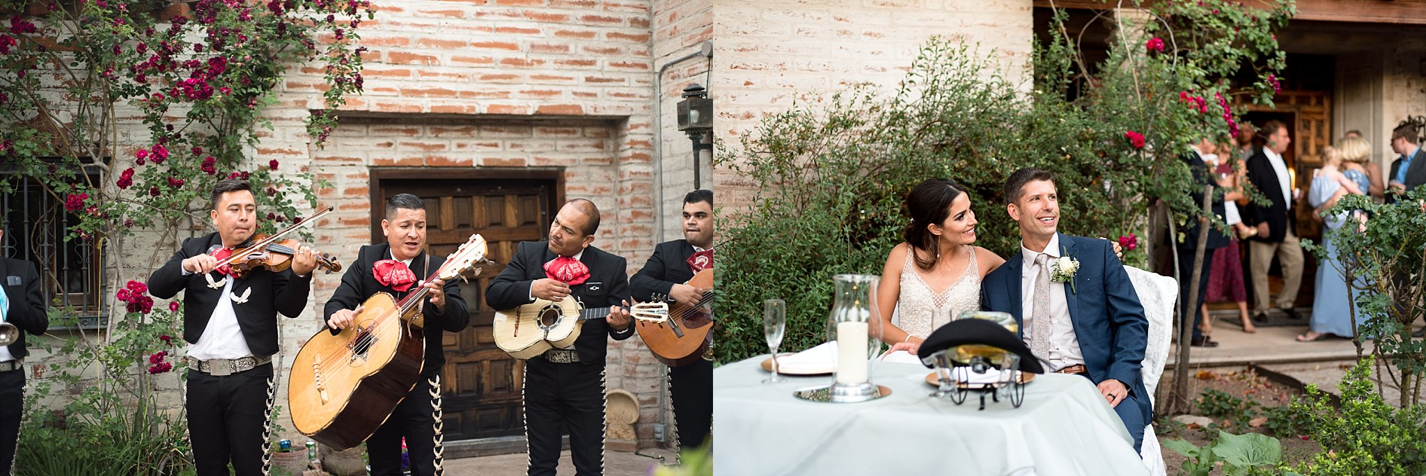 Mariachi bands always bring a lively spirit to any celebration!