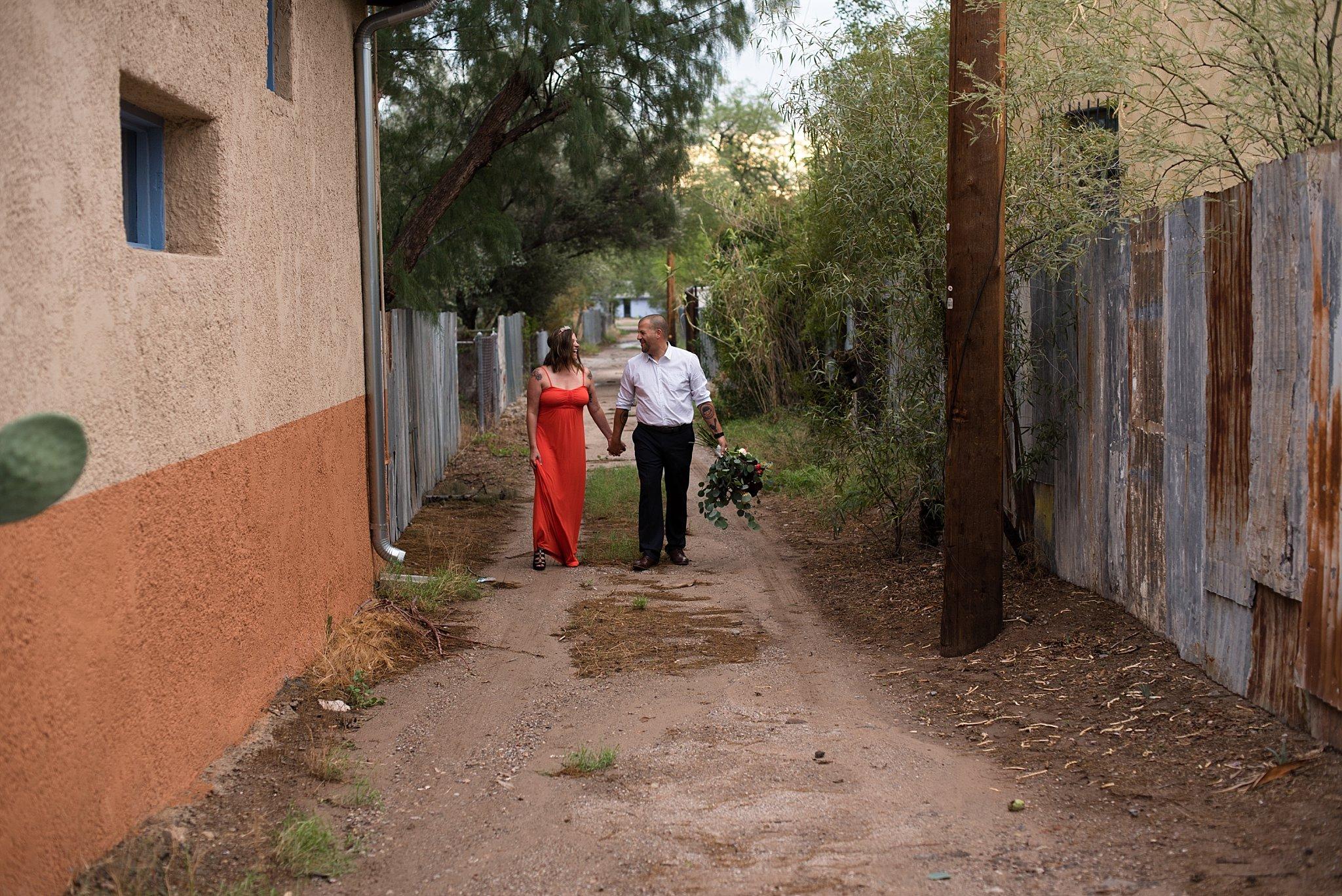 Downtown Tucson Historic Barrio