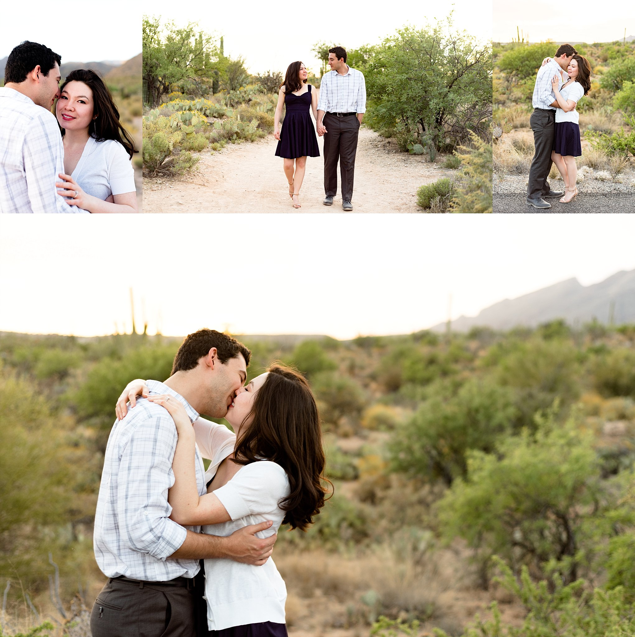 I'm just in love with how bright these photos were; so reflective of working with this wonderful couple.