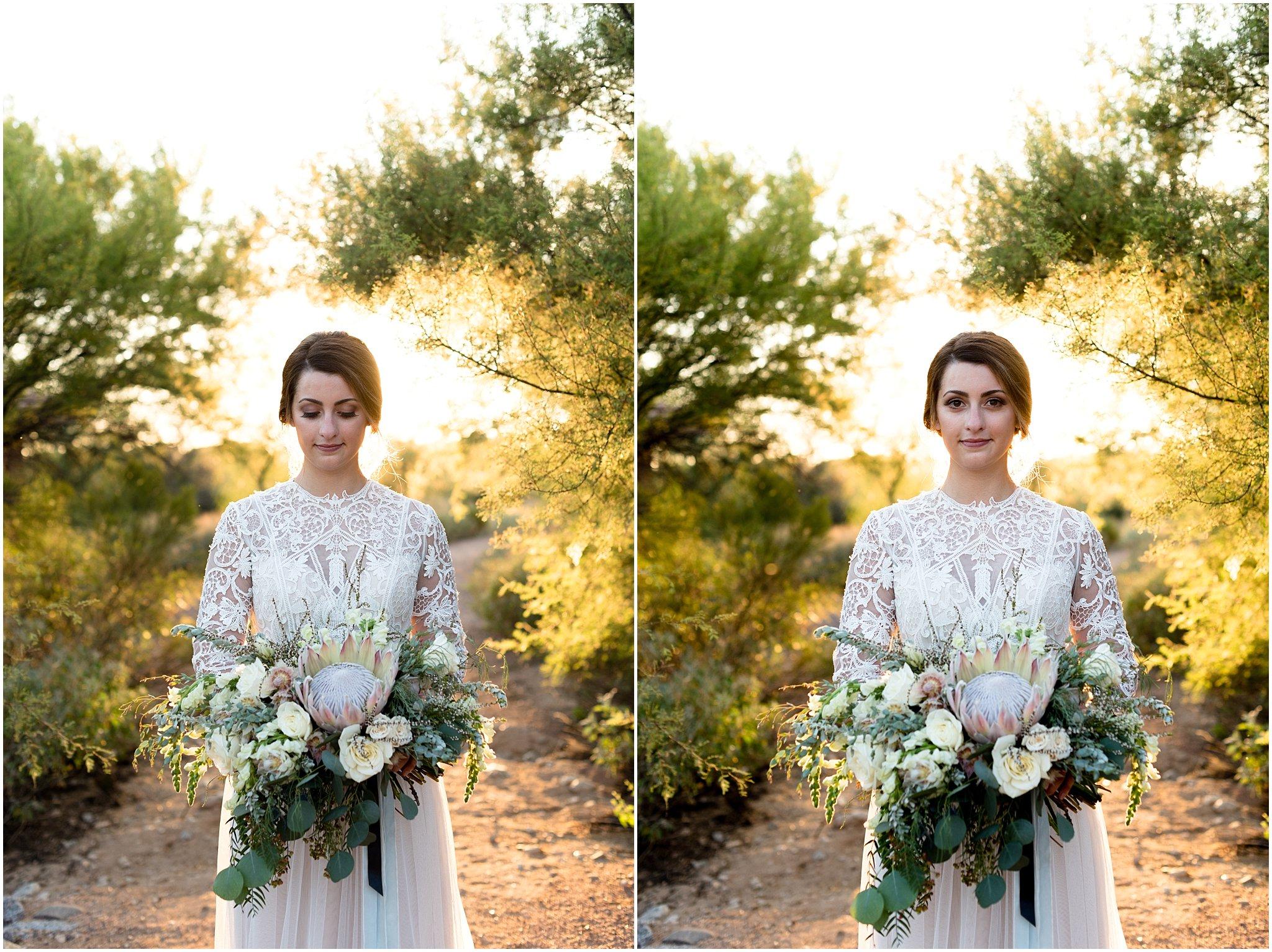 Desert Boho Bride