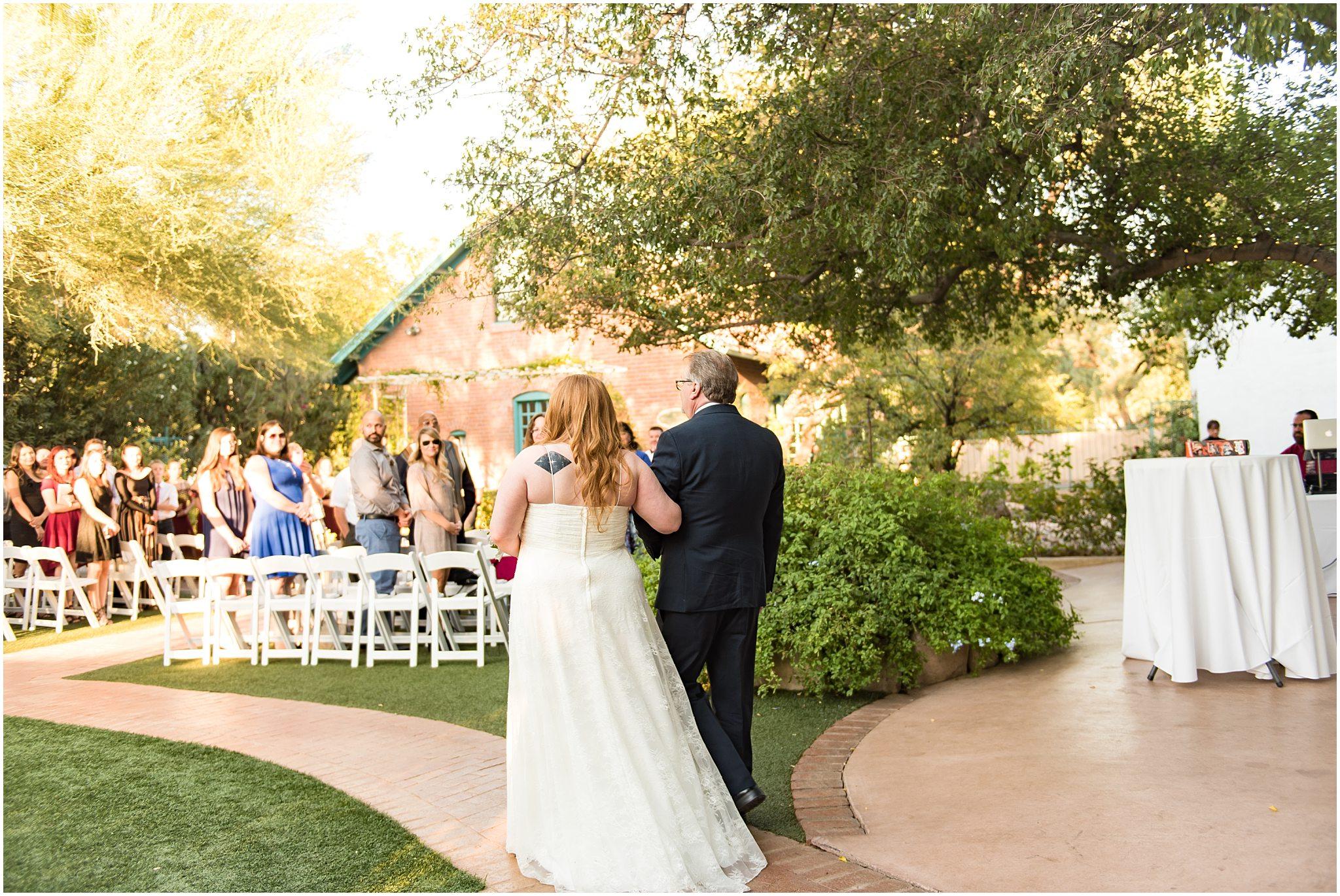 Kingan Gardens Wedding
