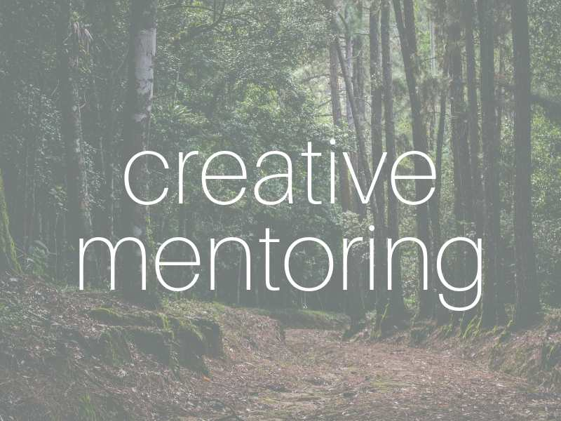 Mentoring sessions for wāhine who want to explore their creative-calling and/or to start their own creative business.*one off hour-long sessions $59*half day session $199*3 month package (one session a week) $499 -