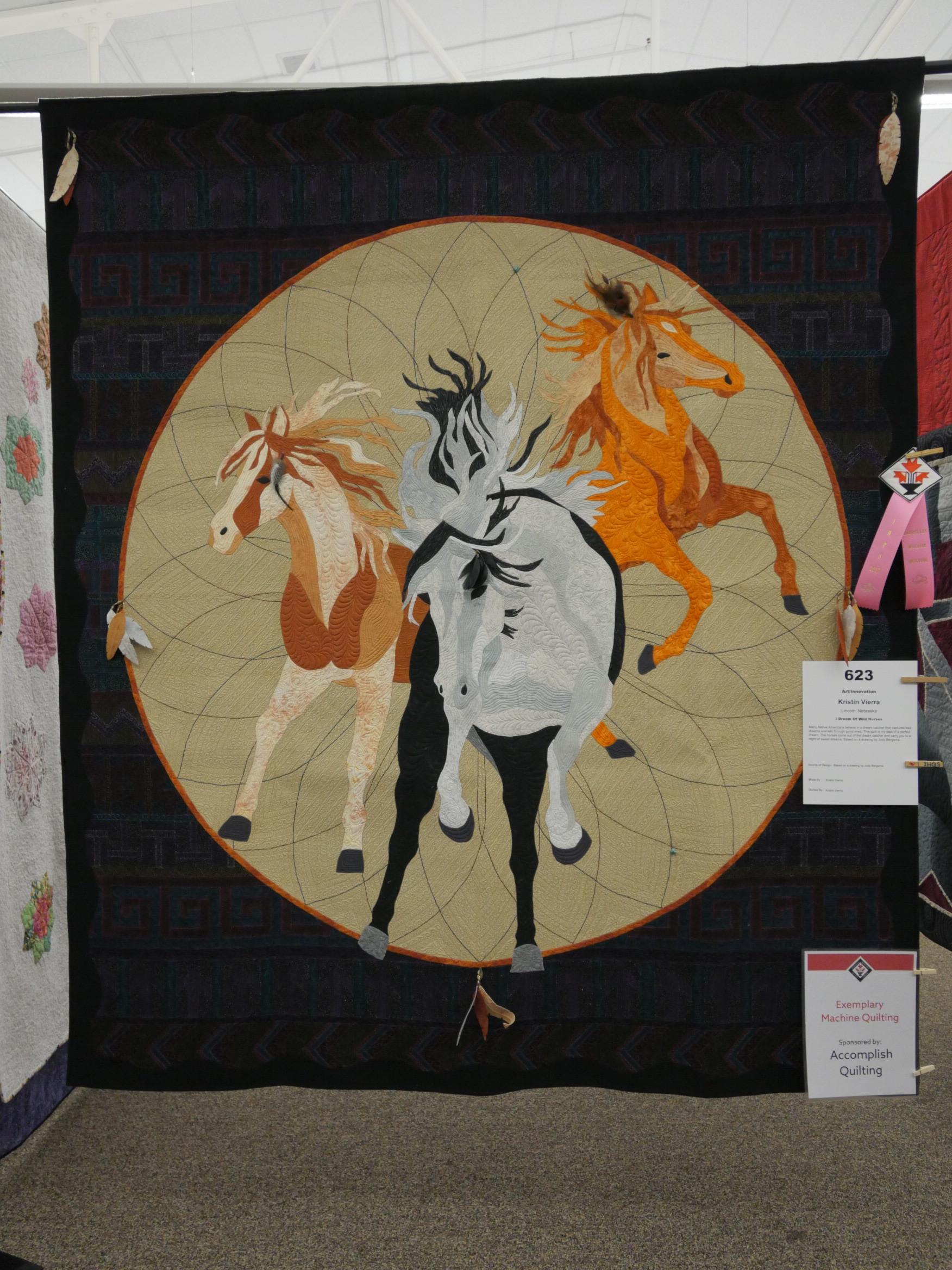 I Dream of Wild Horses