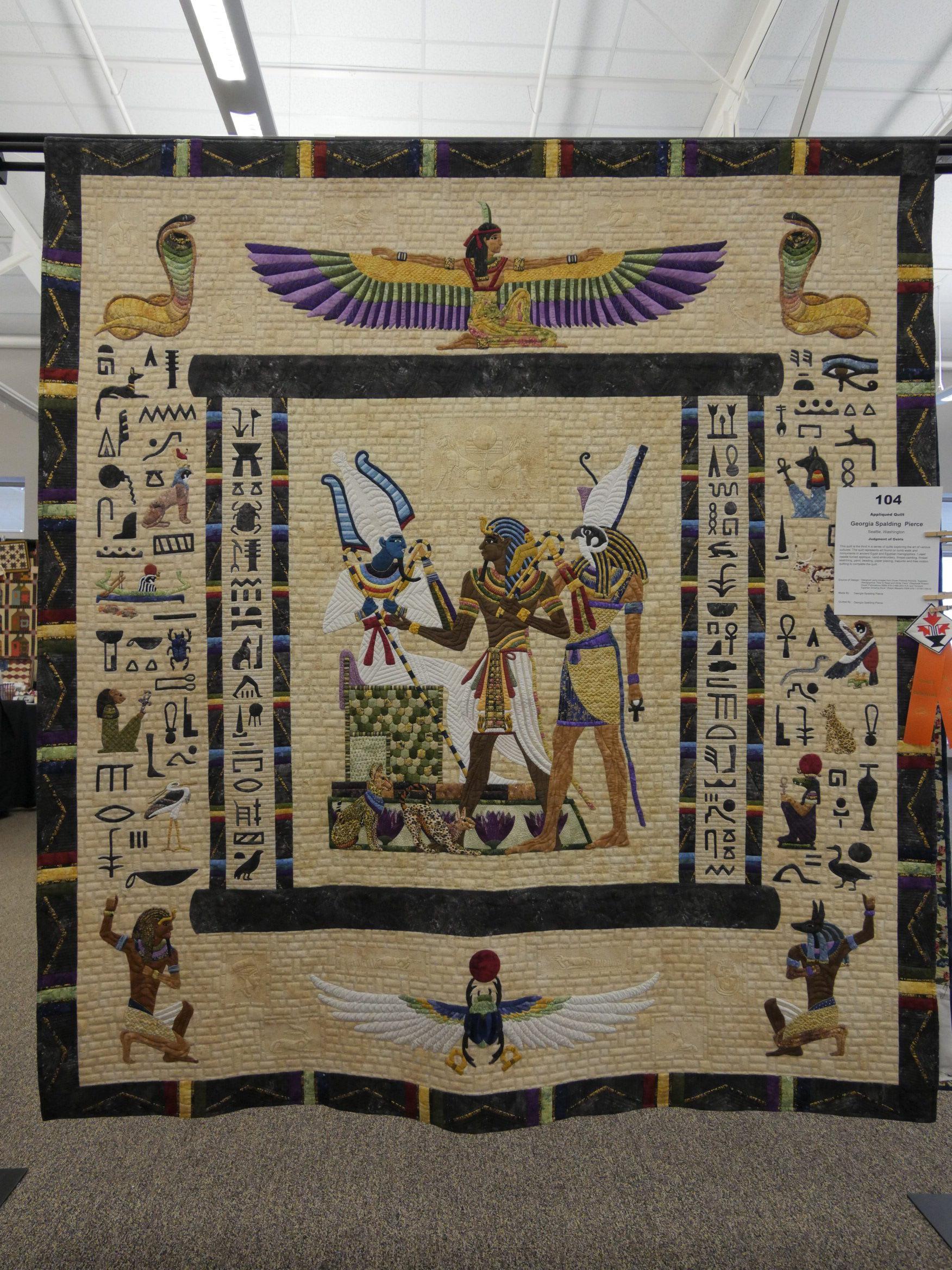 Judgment of Osiris